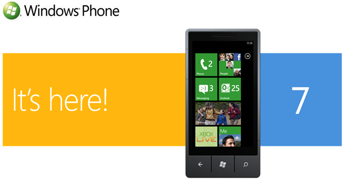 WP7 its here